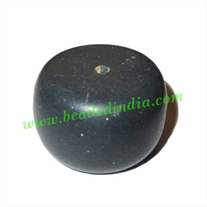 Resin Fancy Beads, Size : 17x25mm, weight 8.94 grams, pack of 100 Pcs.