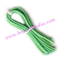 Cotton Wax Cords 0.5mm (half mm) Round