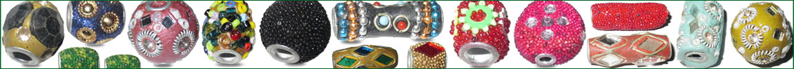 Kashmiri Lakh Bollywood Beads