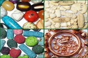 free shipping assorted mix beads