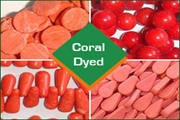 Coral Dyed