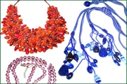 free shipping beaded necklaces