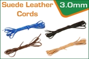 3.0 mm suede leather cords