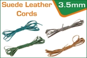 3.5 mm suede leather cords