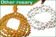 miscellaneous rosary strings (mala)