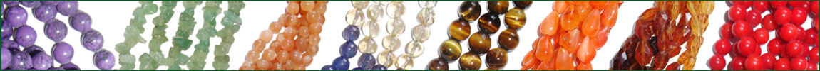 Semi Precious Stone Strings
