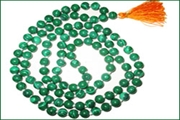 gemstone 4mm round 108 beads mala