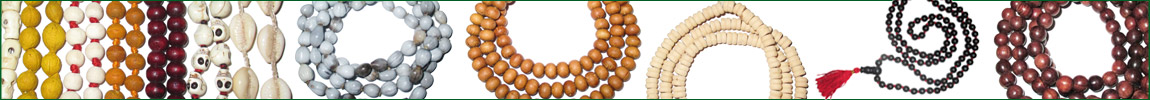 Wood Beads Rosary Strings (Mala)