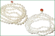 fresh water 108 pearl mala