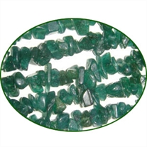 Fine Quality Aventurine Uncut Chips, size: 3mm to 6mm
