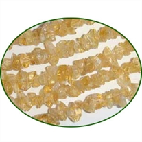 Fine Quality Citrine Uncut Chips, size: 3mm to 6mm