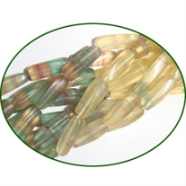 Fine Quality Fluorite Multi Twisted Cube, size: 12mm to 16mm