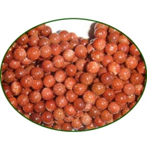 Fine Quality Goldstone Plain Round, size: 4mm