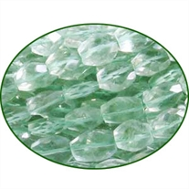 Fine Quality Green Amethyst Faceted Oval, size: 7x9mm to 8x10mm