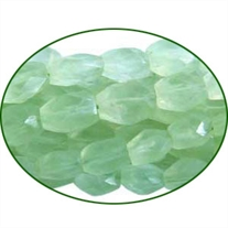 Fine Quality Prehnite Faceted Oval, size: 5x6mm to 7x9mm