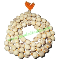 Natural Wooden Beads String (mala), size: 10mm