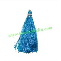 Silk Tassels 3 inch long, pack of 200 pcs., used in mala, necklaces and bracelets
