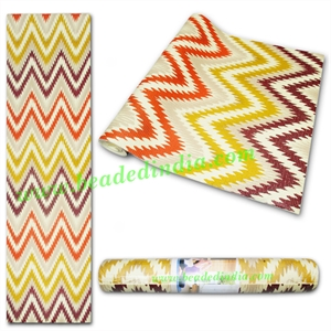 Yoga Mat, soft-gripped and comfortable mat, size 24x68 inches (61x173 cm), thickness 4mm.